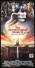 NEVER ENDING STORY II 1990 Fantasy Art Australian Daybill Movie Poster