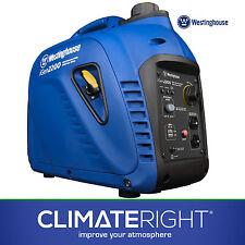 Westinghouse iGen2200 Portable Inverter Generator | 2200 Peak 1800 Rated Watts