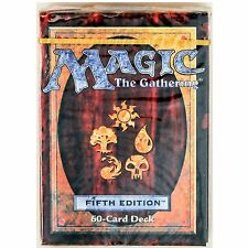 MTG: 5th EDITION Sealed Tournament Pack - Magic the Gathering Starter Deck