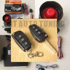 Alarme Voiture Auto Systèm Sécurité Kit Telecommande AUDI 80 90 100 A3 A4 A6 S4