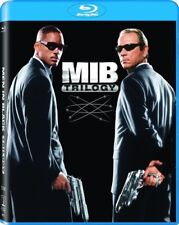 Men in Black / Men in Black 3 / Men in Black 2 [New Blu-ray] 3 Pack, Ac-3/Dolb