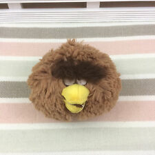 Angry Birds Star Wars Chewbacca Soft Toy Plush 5""
