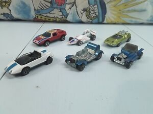 Vintage Hot Wheels Redline Diecast Toy Cars 1960s