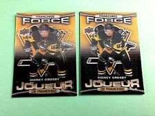 2016-17    tim hortons franchise force SIDNEY CROSBY   ff-8