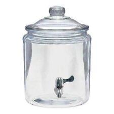 Botella De Plástico Dispensadora De Agua Y Bebidas Con Grifo Para 2 Galones