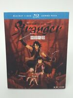 Sword of the Stranger Bluray DVD 2 Disc Set With Slip Cover