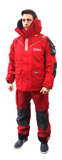 Seago Offshore Red Sailing Suit (Jacket + Trousers) XXL - NEW