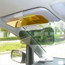 Car Sunshade Day Night Sun Visor Anti-glare Clip-on Driving Vehicle Shield AU