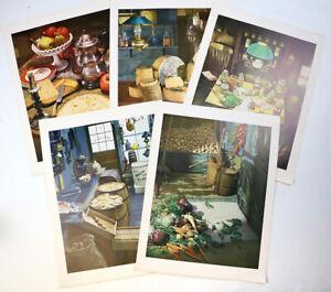 "5 Photograph Prints, 9.5""x12.5"" Country General Store Decor, Farmhouse, Prairie"