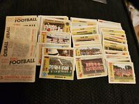 Panini Euro Football 76/77 - Complete Your Album - Special Offer