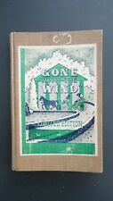 1939 GONE WITH THE WIND Limited Ed FISHLOVE Ithaca NY NOVELTY BOOK Bean Dinner