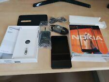 Nokia 6.1 (TA-1050) 2018, 32GB, Octa Core, unlocked smartphone (Black/Copper)