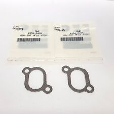 Genuine Onan 154-2495 Intake Manifold Gasket Set of 2