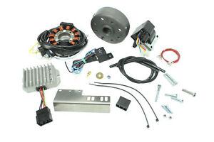 Jawa 350 Lichtmaschine, Zündung 2-Zylinder 18/354/360/361/362/633 Vape 12V 150W