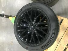"2015 & newer 19"" OEM Ford Mustang Wheel & Michelin Tires w/ TPMS - TAKEOFFS"