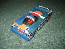 Carrera Universal 132  Umbau Respolwagen mit Rennchassis  lexan !