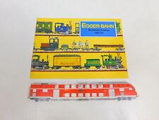 CD442-0, 5 #Egger-bahn Train Model 1966/67, Very Good