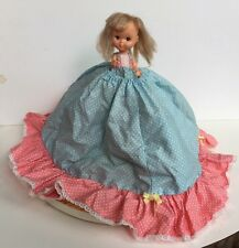 Vintage MOPPET'S Fran Mar Doll with Skirt and HOUSE BY KNICKERBOCKER  1979