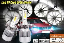LED CREE H7 6000K COB VENTILE AMPOULE ECLAIRAGE FEUX BMW E36 E39 E46