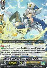 CARDFIGHT VANGUARD CARD: STILLING JEWEL KNIGHT, ESTELLE - G-BT08/025EN R