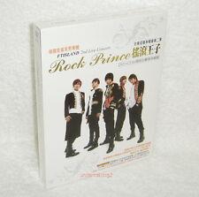 F.T Island (Ftisland) Live Rock Prince Taiwan Ltd Dvd+Cd+36P booklet (digipak)