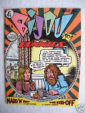 BIJOU  # 6  FN/VF (3rd Printing) Underground