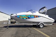 Graffiti GRAPHIC CHALLENGER 18 180 1800 set SEADOO  decals vinyl wrap 2005 2010