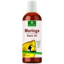 Moringa Öl 100ml - Basic aus Ölsamen und Ölschoten von MoriVeda (1x100ml)
