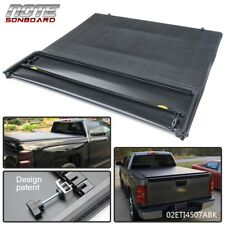 Plastic Tonneau Cover Truck Bed Accessories For Sale Ebay