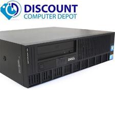Fast Dell Optiplex Windows 10 Desktop Computer PC Wifi Dual Core CPU 4GB 250GB