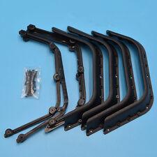 1/10 Fender Flares For Crawler RC 4WD Gelande II D90 D110 Scx10 Body Shell #1578