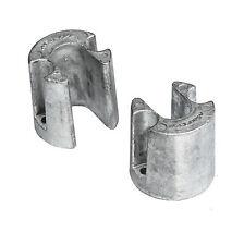 2x Trimmzylinderanoden Aluminium f Mercruiser Bravo 1, 2, 3 Trimmzylinder Anoden