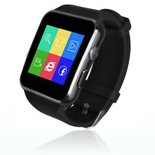 Touch Screen Bluetooth SmartWatch Unlocked Watch For Samsung Galaxy S10 S9 S8 S7