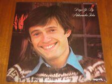 ALEKSANDER JOHN - DAYS GO BY - 1974 RARE STILL SEALED LP