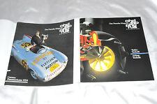 2 x Porsche Christophorus - Magazin Nr. 228 u. 229  1991