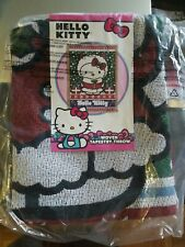 Hello Kitty Blanket Tapestry Throw