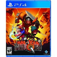 Has been heroes - Jeu PS4 - Version française - Neuf sous blister