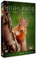 Nuovo Highlands - Scozia Selvatico Cuore DVD