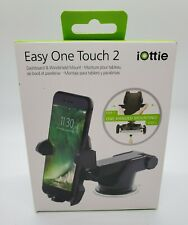iOttie Easy One Touch 2 Universal Car Mount-Black Cell Phone Mount Unopened Box