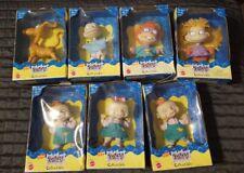1997 Mattel Nickelodeon Rugrats Figurines Set Of 7