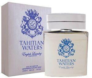 English Laundry - Tahitian Waters - Brand New 3.4 FL OZ.