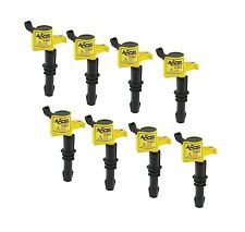NEW! ACCEL Ignition SuperCoil Set of 8- 2004-08 Ford V8 4.6 5.4 - #140033-8