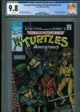 Teenage Mutant Ninja Turtles Adventures #1  CGC 9.8 WP  (Archie 8/88)
