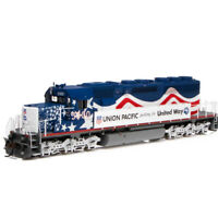 Athearrn ATH71529 SD40-2 UP/United Way #3300 RTR Train HO Scale