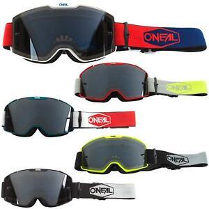O'Neal B-20 Goggle Plain Motocross Brille Downhill Freeride Enduro Trail Offroad