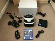 PlayStation 4 VR (PSVR)  Bundle Headset, Camera  & Drive Club VR