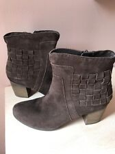 Josef Siebel  Size 9 EU 40 Brown  Leather Suede Ankle Womens Boots NEW