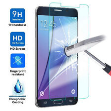 9H Clear Tempered Glass Screen Cover Protector Film Guard For Samsung Galaxy J7