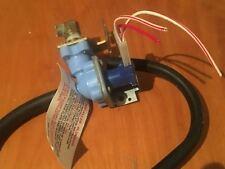 Ge Dishwasher Water Inlet Electric Valve