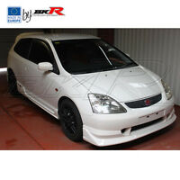 Air Walker Style lip for Honda civic 01-03  EP3 EP1 EP2 EP4 TypeR 2001- 2003